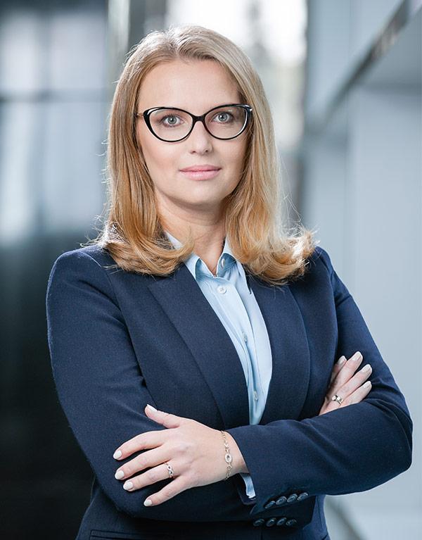 Klaudyna Jarzec-Koślacz – Legal Advisor