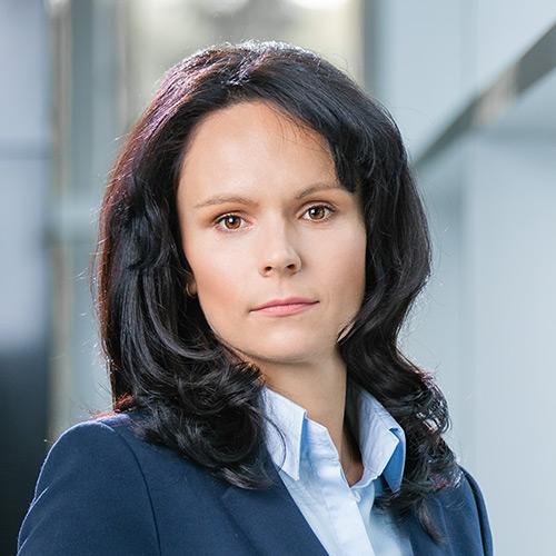 Emilia Miśkiewicz - Legal Advisor