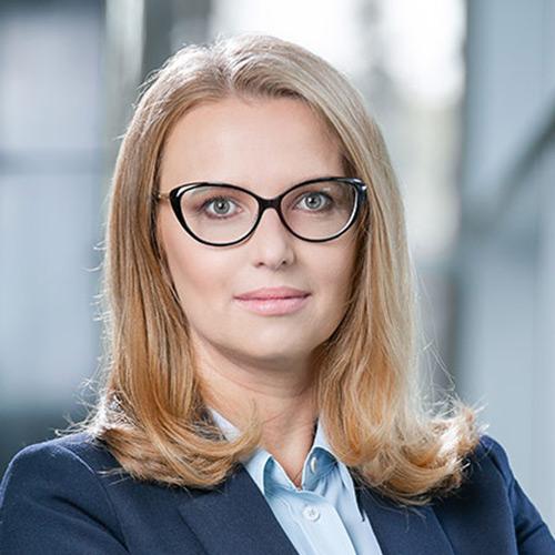 Klaudyna Jarzec Koślacz - Legal Advisor